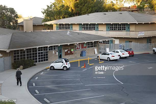 Madrona Elementary School in Thousand Oaks will be closed Tuesday, April 5 after one teen was killed and another injured when their model rocket...