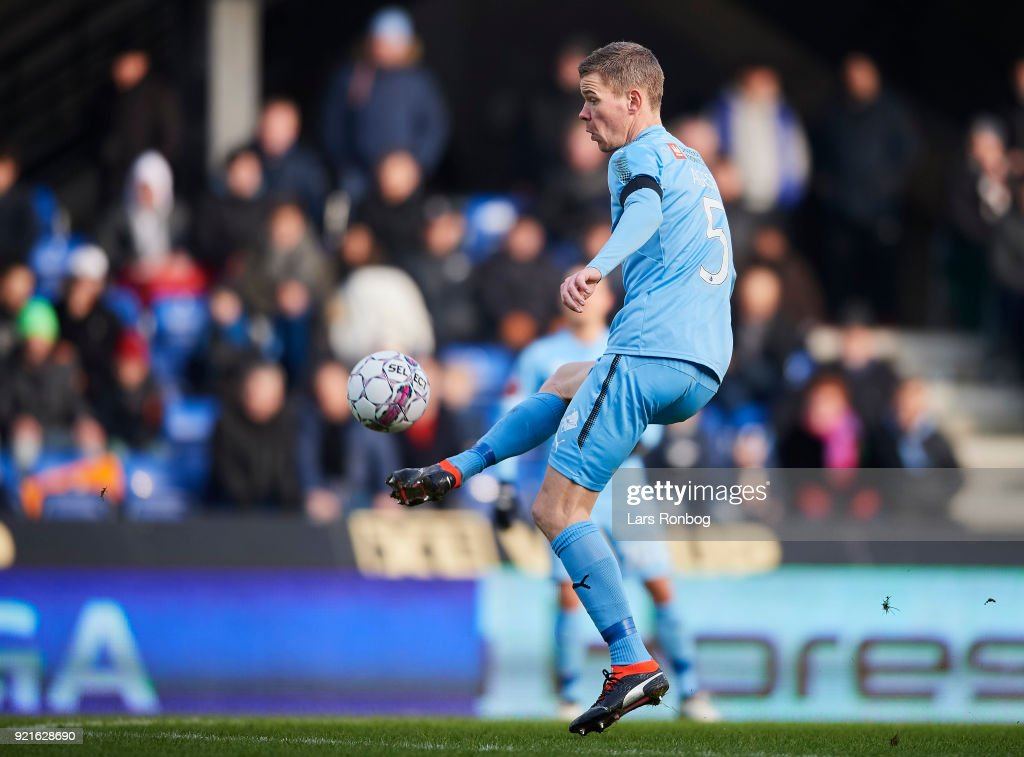 Randers FC vs Hobro IK - Danish Alka Superliga : News Photo
