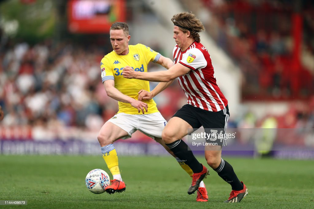 Brentford v Leeds United - Sky Bet Championship : News Photo