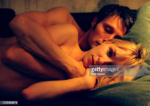 """Mads Mikkelsen and Sonja Richter in """"Open Hearts"""", directed by Susanne Bier 2001"""