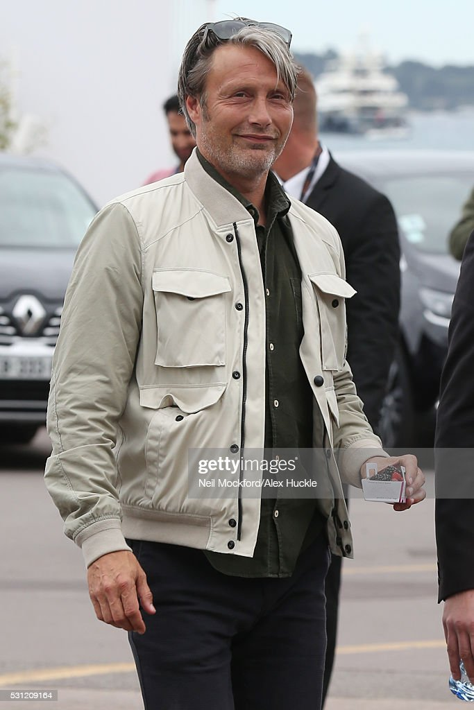 May 13, 2016 - Celebrity Sightings At The 69th Annual Cannes Film Festival