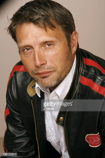 Mads Mikkelsen during 31st Annual Toronto International Film Festival After The Wedding Portraits at Portrait Studio in Toronto Ontario Canada