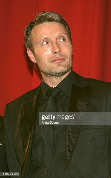 Mads Mikkelsen during 'Casino Royale' Berlin Premiere November 21 2006 in Berlin Berlin Germany