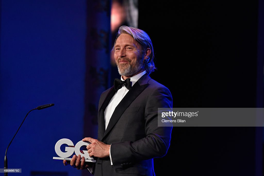 GQ Men Of The Year Award 2015 - Show