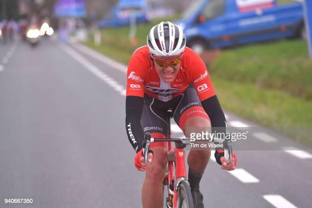 Mads Pedersen of Denmark and Team Trek Segafredo / during the 102nd Tour of Flanders 2018 - Ronde Van Vlaanderen a 264,7km race from Antwerpen to...