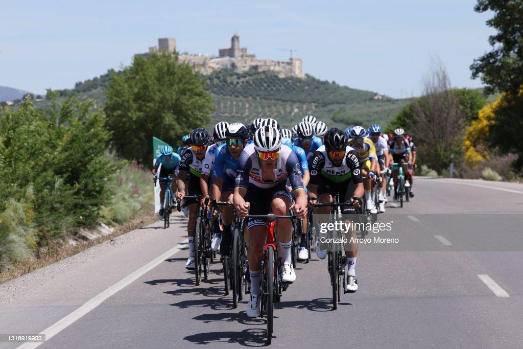 67th Vuelta A Andalucia - Ruta Del Sol 2021 - Stage 2 : News Photo