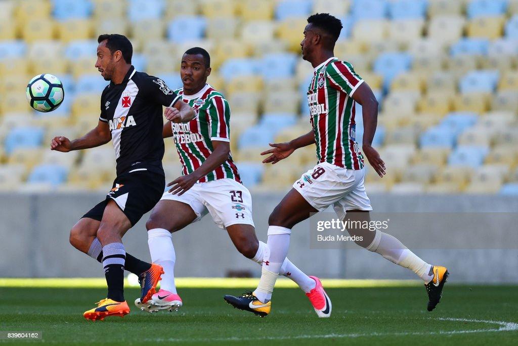 Fluminense v Vasco da Gama - Brasileirao Series A 2017