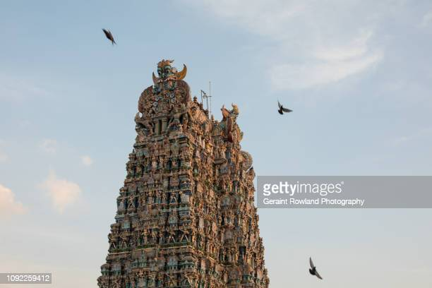 Madurai is City of Temples in India