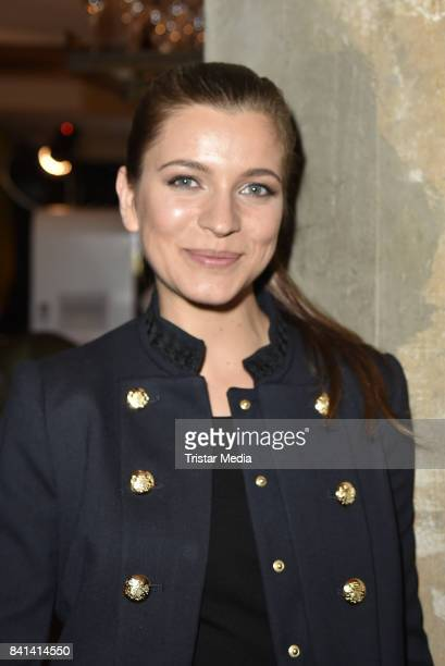 Mady Morrison during the TV Show Pre Screening at Soho House on August 31 2017 in Berlin Germany