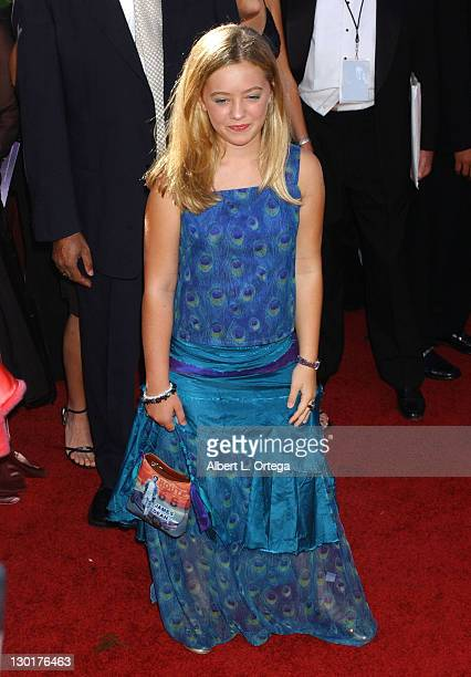 Madylin Sweeten during The 56th Annual Primetime Emmy Awards Arrivals at The Shrine Auditorium in Los Angeles California United States