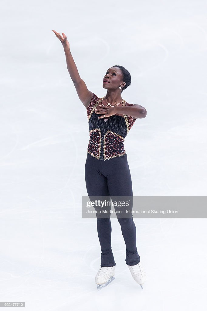 ISU Grand Prix of Figure Skating - Paris Day 1