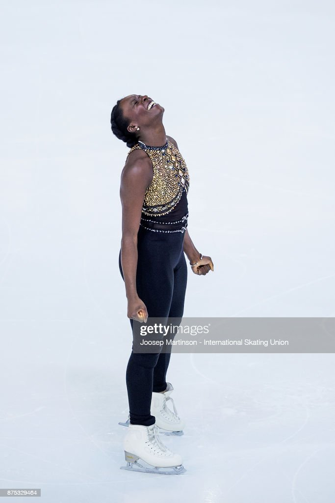 ISU Grand Prix of Figure Skating - Grenoble