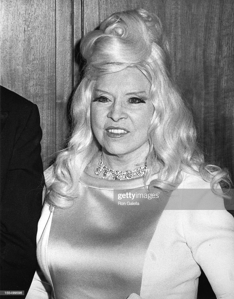 Mae West File Photos by Ron Galella