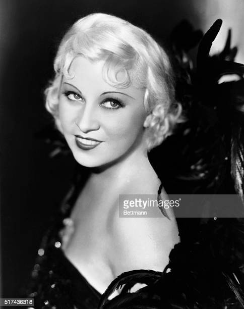 Mae West in Paramount Pictures.