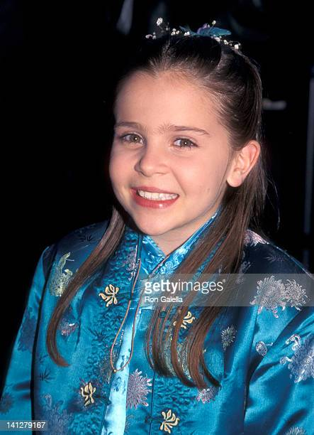 Mae Whitman at the Premiere of 'Hope Floats', Mann Village Theatre, Westwood.