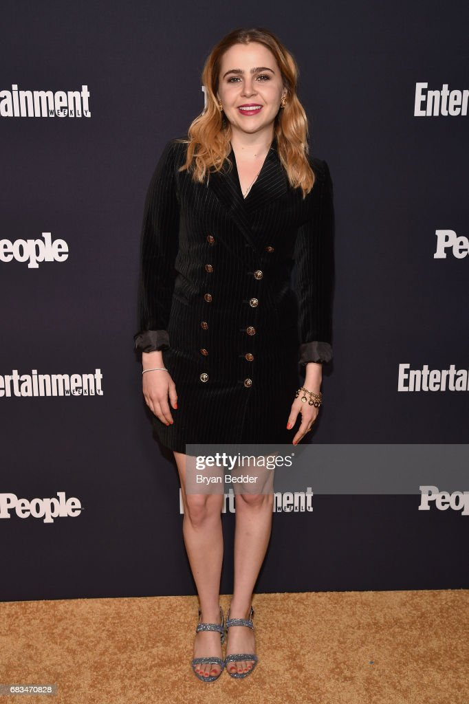 Mae Whitman attends the Entertainment Weekly and PEOPLE Upfronts party presented by Netflix and Terra Chips at Second Floor on May 15, 2017 in New York City.