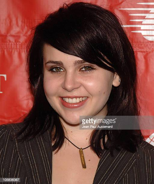 Mae Whitman during 2nd Annual Celebrity Rock'N Bowl Arrivals at Lucky strike Lanes in Hollywood California United States