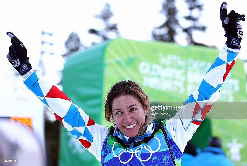 Snowboard Ladies' SBX - Day 5 : News Photo