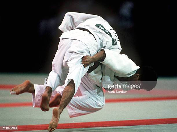 Maenner 60 kg/ATLANTA 1996 am 26.7.96, Tadahiro NOMURA - JPN /Girolamo GIOVINAZZO - ITA