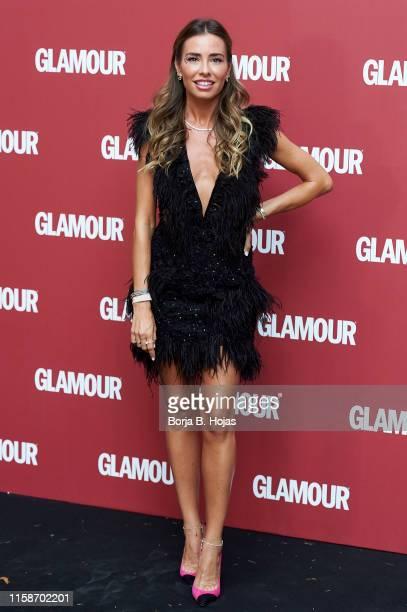 Maerta Carriedo attends 'Glamour' dinner honouring Chiara Ferragni at AC Santo Mauro Hotel on June 27 2019 in Madrid Spain