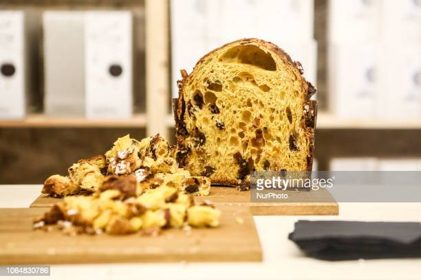 I Maestri del Panettone hold in Milano Italy on November 24 2018 The event include 26 patissiers from north to south Italy to stand out the quality...