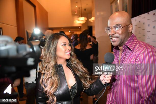 Maestro Fresh Wes attends Joe Carter Classic After Party at Ritz Carlton on June 21 2018 in Toronto Canada