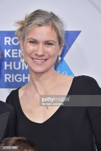 Maeve McKean attends the 2019 Robert F Kennedy Human Rights Ripple Of Hope Awards on December 12 2018 in New York City