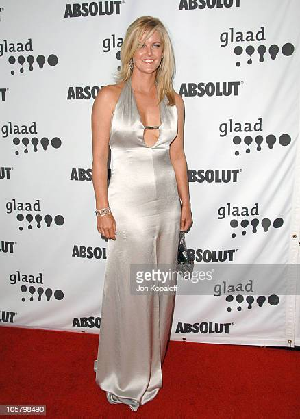 Maeve Quinlan during 17th Annual GLAAD Media Awards Arrivals at Kodak Theatre in Hollywood California United States