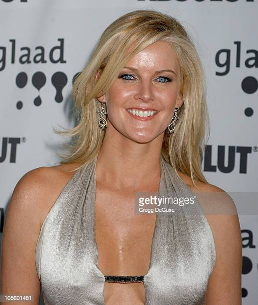Maeve Quinlan during 17th Annual GLAAD Media Awards Arrivals in Los Angeles California United States