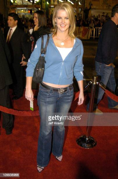 Maeve Quinlan during Along Came Polly Los Angeles Premiere at Mann's Chinese Theater in Hollywood California United States