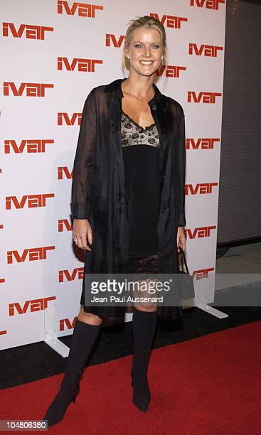 Maeve Quinlan during Ivar Nightclub Grand Opening Party at Ivar Nightclub in Hollywood California United States