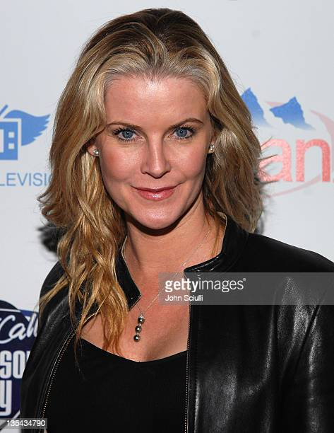 Maeve Quinlan during 'Last Call with Carson Daly' 5 Year Anniversary Party at Social Hollywood Level 2 in Hollywood California United States