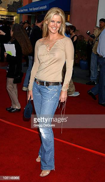 Maeve Quinlan during The World Premiere Of '2 Fast 2 Furious' Arrivals at Universal Amphitheatre in Universal City California United States
