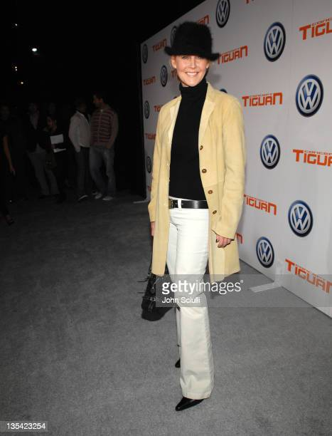 Maeve Quinlan during Volkswagen Presents The US Premiere of CONCEPT TIGUAN Red Carpet at Raleigh Studios in Los Angeles California United States