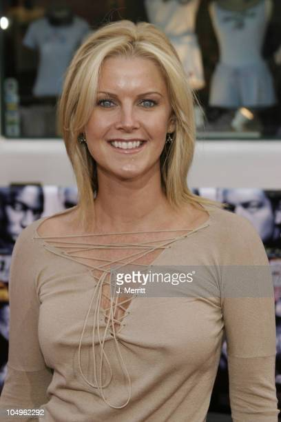Maeve Quinlan during World Premiere of '2 Fast 2 Furious' at Universal Amphitheatre in Universal City California United States