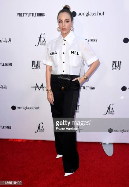 Maeve Reilly attends The Daily Front Row's 5th Annual Fashion Los Angeles Awards at Bevserly Hills Hotel on March 17 2019 in Beverly Hills California