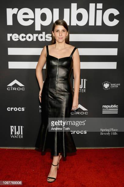Mafalda attends Republic Records Grammy after party at Spring Place Beverly Hills on February 10 2019 in Beverly Hills California