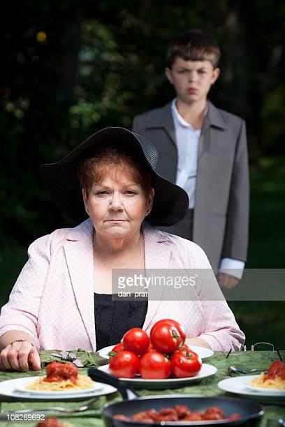 Mafia Großmutter