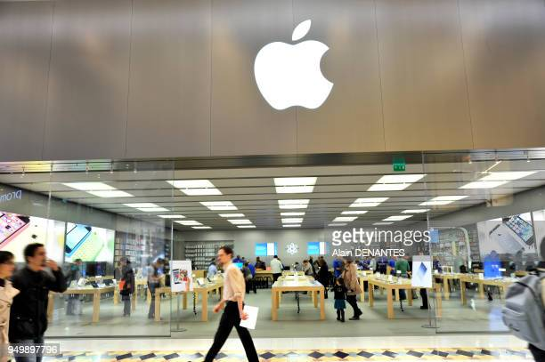 Magasin Apple Stock Photos and Pictures | Getty Images