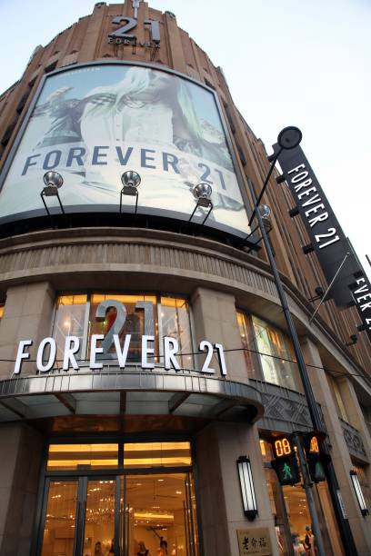 Magasin  Forever 21  A Shanghai Pictures   Getty Images 3046c974b92a