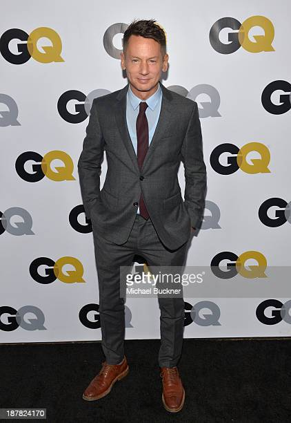 Magazine editorinchief Jim Nelson attends the GQ Men Of The Year Party at The Ebell Club of Los Angeles on November 12 2013 in Los Angeles California