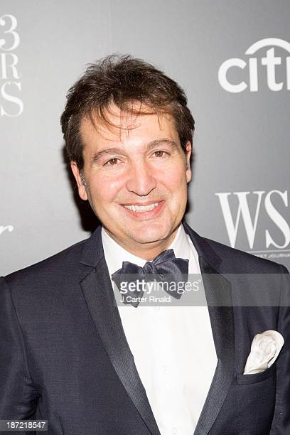 Magazine Publisher Anthony Cenname attends the WSJ Magazine's 'Innovator Of The Year' Awards 2013 at The Museum of Modern Art on November 6 2013 in...