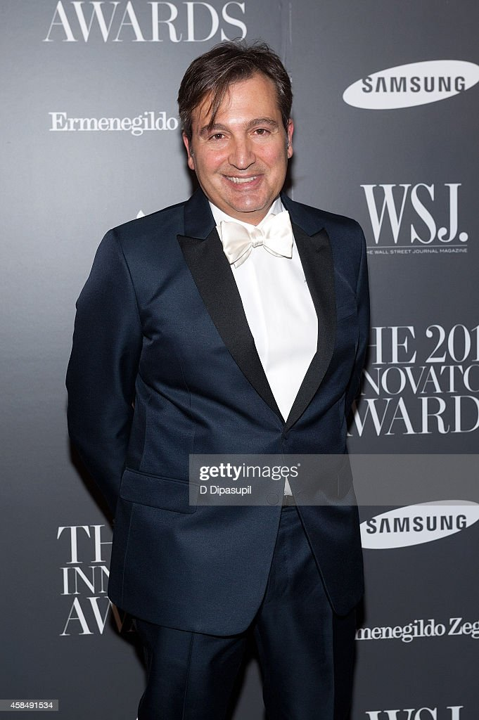 WSJ. Magazine publisher Anthony Cenname attends WSJ. Magazine's 'Innovator Of The Year' Awards at the Museum of Modern Art on November 5, 2014 in New York City.