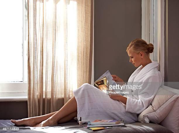 Magazines-Une source d'inspiration,