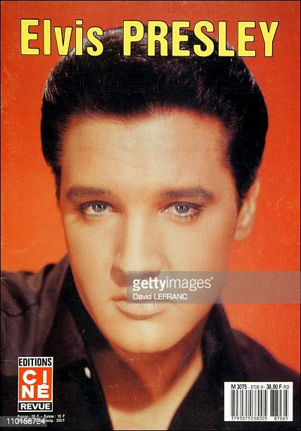 Magazines featuring Elvis Presley On the tracks of the King 25 years after his death in United States in May 2002