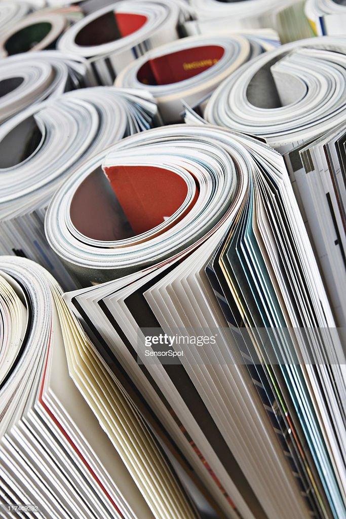 Revistas : Foto de stock