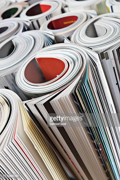revistas - editorial - fotografias e filmes do acervo