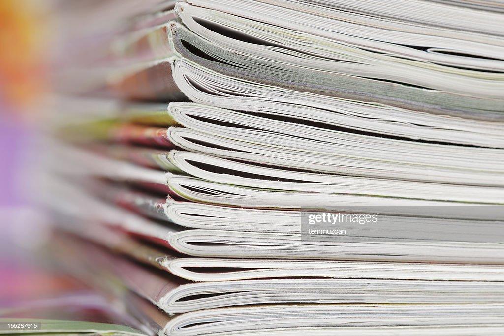 Magazines : Stock Photo