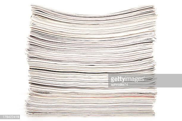 雑誌 - 束 ストックフォトと画像
