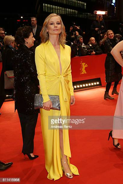 Magdalena Cielecka attends the closing ceremony of the 66th Berlinale International Film Festival on February 20 2016 in Berlin Germany